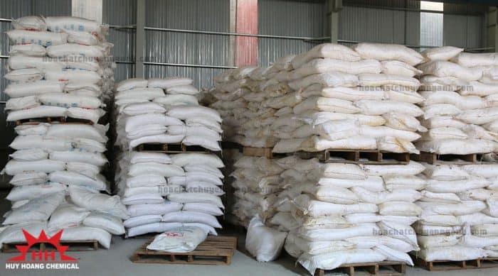 BỘT SODA- NA2CO3 99% – TRUNG QUỐC XẾP TRONG KHO HÀNG