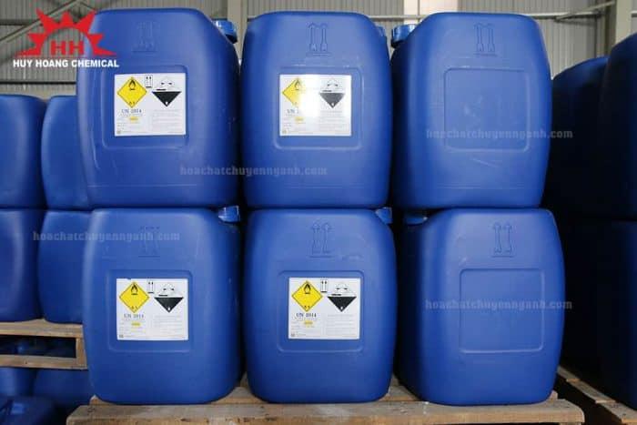 OXY GIÀ – HYDROGEN PEROXIDE H2O2 50% – HÀN QUỐC XẾP TRÊN KỆ HÀNG