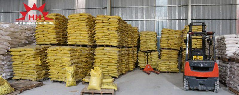 Tổng hợp các loại hóa chất công nghiệp xử lý nước
