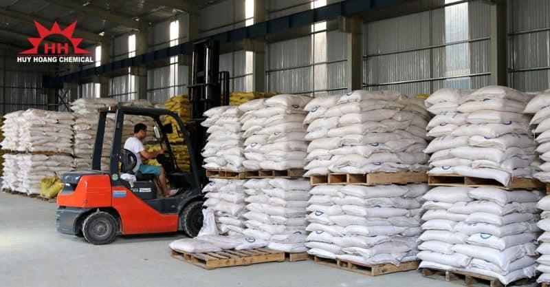 Các loại hóa chất công nghiệp dùng trong ngành giấy