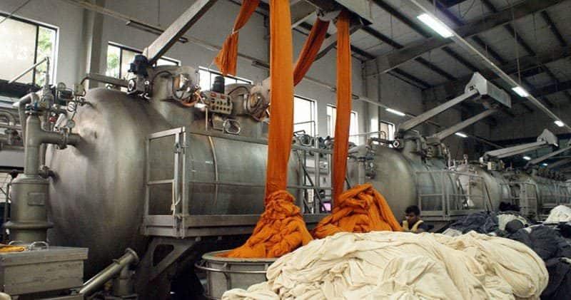 Đôi nét về các loại hóa chất ngành dệt nhuộm