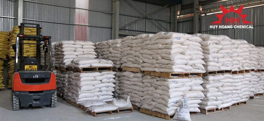 Kho hàng hóa chất công nghiệp tại Hà Nội
