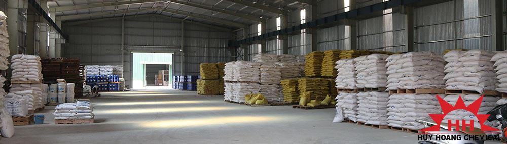 Kho hàng lưu trữ hóa chất công nghiệp